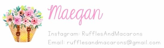 Ruffles and Macarons