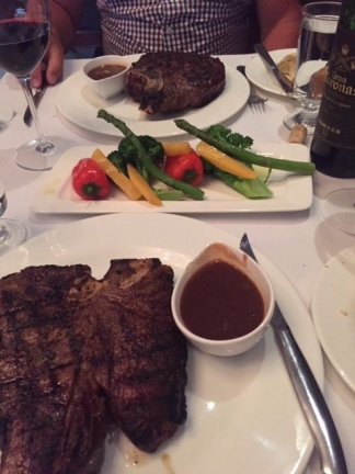 1855 Steakhouse Steak